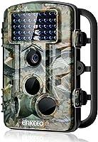 Enkeeo - Caméra de chasse 1080P HD