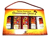 Karibu Kitchen Decoration Gourmet Spices Collection Vanilla, Bija & Coriander From Dominican Republic