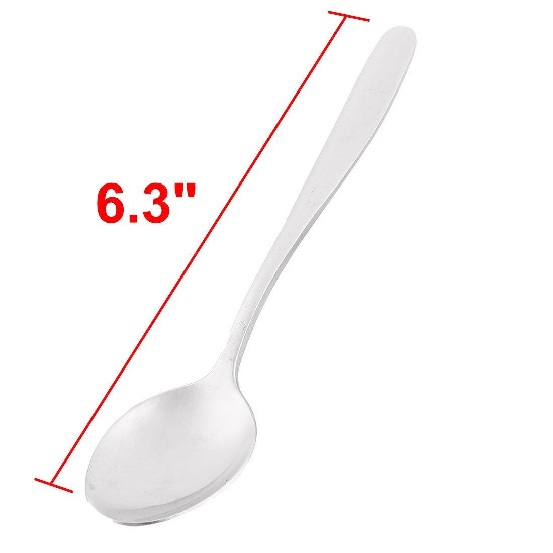 Amazon.com: eDealMax Hong Han autorizado de la cocina casera Postre del pudín de sopa de arroz con leche cuchara cucharada: Kitchen & Dining