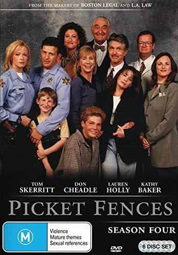 Picket Fences - Season 4 [NTSC Version] (Picket Fences Season 2)