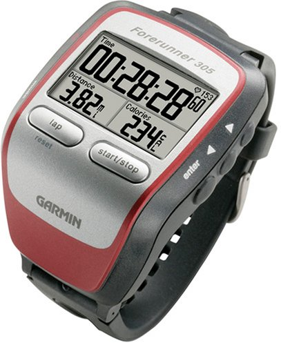 Garmin Forerunner 230 Black White