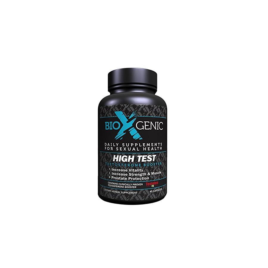 BioXGenic High Test