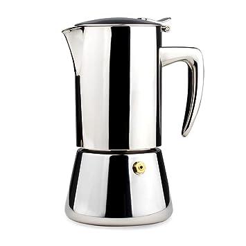 LUOXU Cafetera Mocha/Máquina de café, Máquina de café expreso de ...