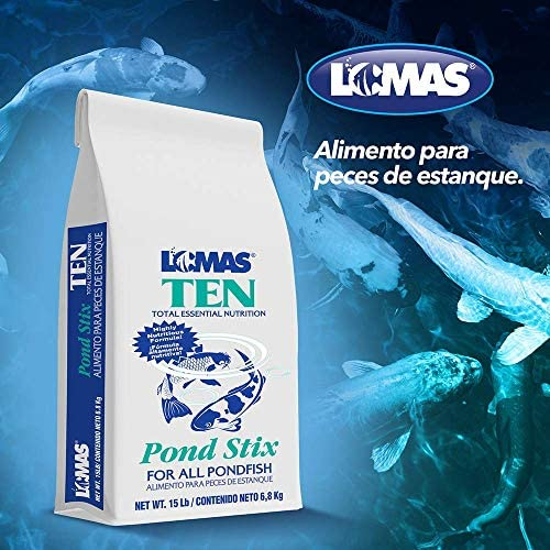 Lomas ten pond sticks 3