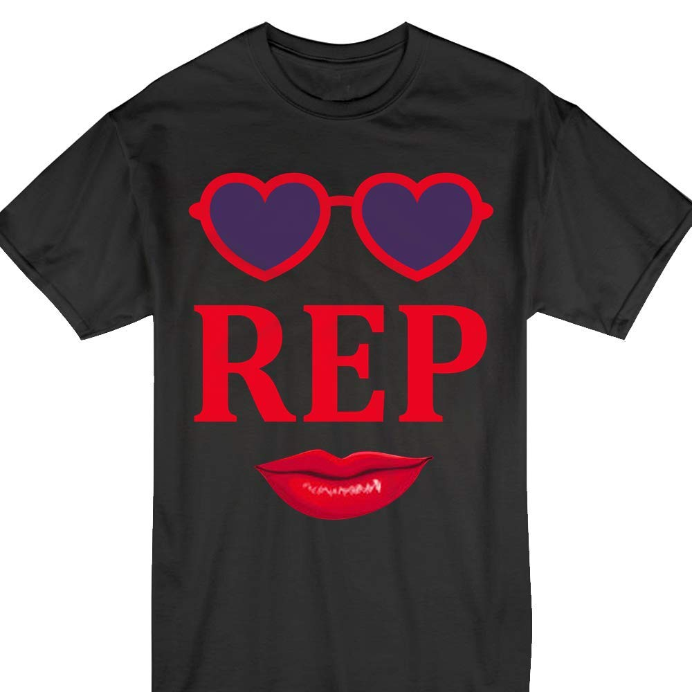 REP Taylor Heart Glasses for Swift Real Fans Love Tshirt