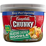 Campbell's Chunky Healthy Request Soup, Classic Chicken Noodle, 15.25 oz. (Pack of 8)