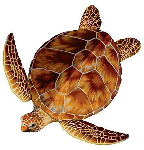 Loggerhead Turtle Porcelain Swimming Pool Mosaic (10