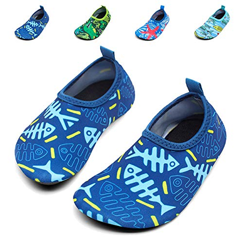 4c3191d02cfd Giotto Kids Swim Water Shoes Quick Dry Non-Slip for Boys   Girls ...