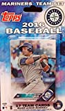 Seattle Mariners 2016 Topps Factory Sealed Special Edition 17 Card Team Set with Felix Hernandez and Robinson Cano Plus