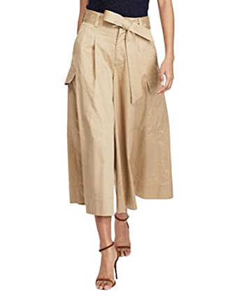 Leg Polo Ralph Beige6At Wide Cotton Pantsfield Chino Lauren EDY2H9IW