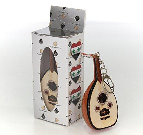Oud Key Chain - Ibrahim Sukar Oud Replica by Arab Instruments