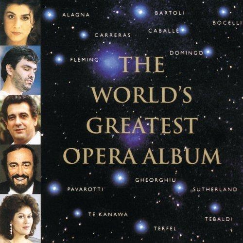 The World's Greatest Opera Album (Best Opera Arias Cd)