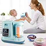 Whale's Love Baby Food Maker 5 in 1 Baby Food