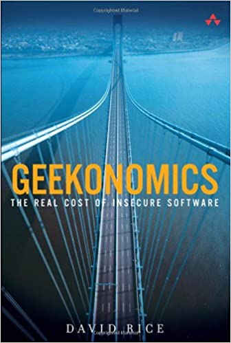 Amazon Fr Geekonomics The Real Cost Of Insecure Software
