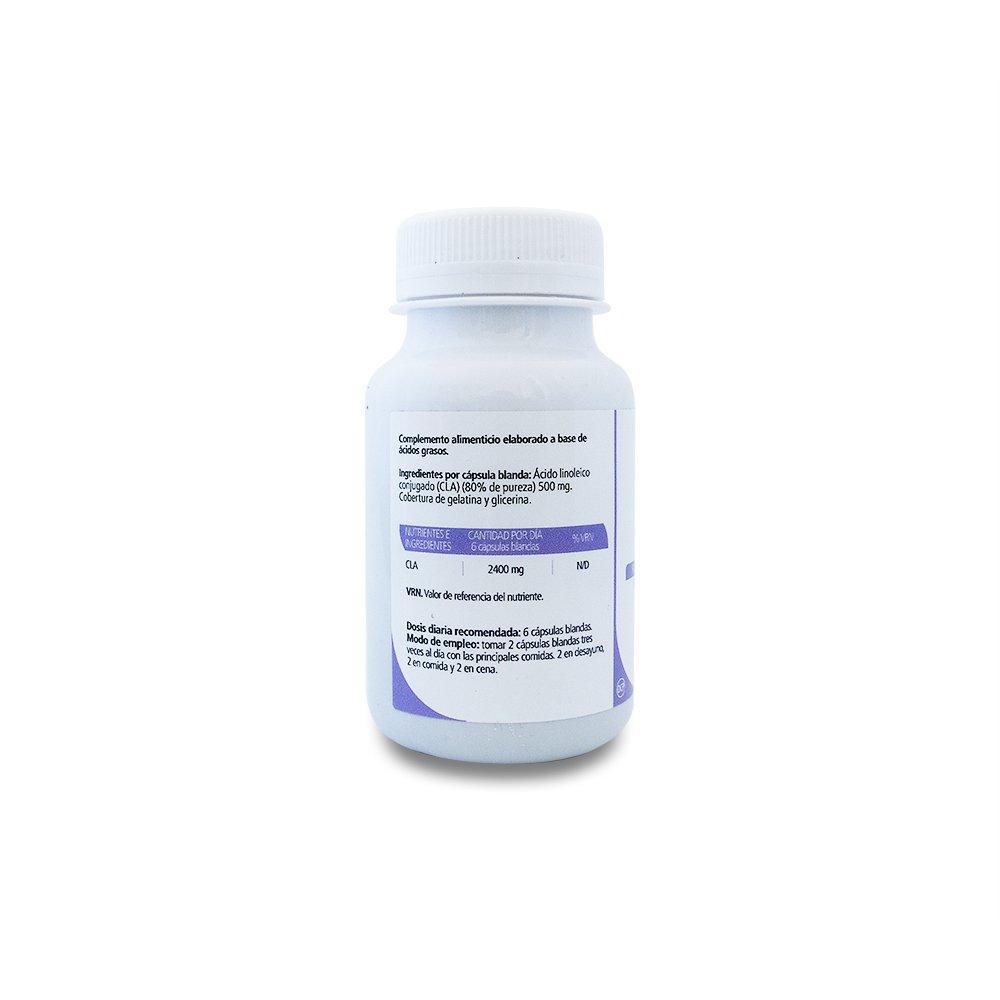 SANON Cla Ácido Linoleico Conjugado 90 cápsulas blandas 700 ...