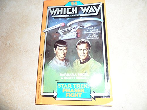 Star Trek: Phaser Fight (Which Way, No 24)