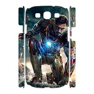 Samsung Galaxy S3 I9300 Phone Case Iron Man 3 F5T6959