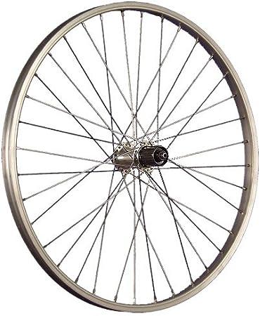 Taylor-Wheels 24 Pulgadas Rueda Trasera Bici de Aluminio para ...