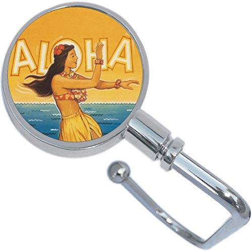 Aloha Hawaii Hula Purse Hanger (Hula Purse)