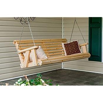 Amazon Com Swing Porch Swing Yard Swing 5 Ft