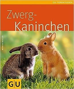 Zwergkaninchen Gu Tierratgeber Amazon De Monika Wegler Bucher