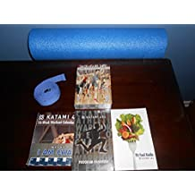 Paul Katami 4X4 System - 10 DVDs, Stretch Rope & Foam Roller