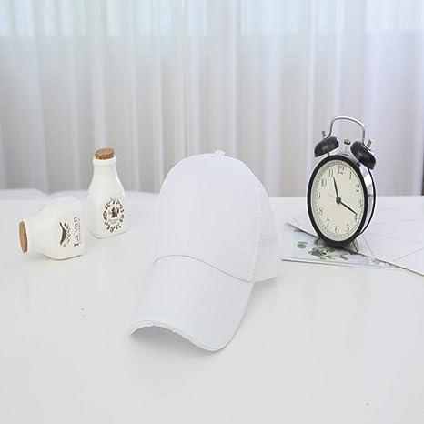 zlhcich Sombrero Verano Publicidad Gorra Neta Gorra de béisbol ...