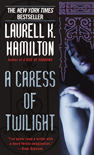book cover of A Caress of Twilight