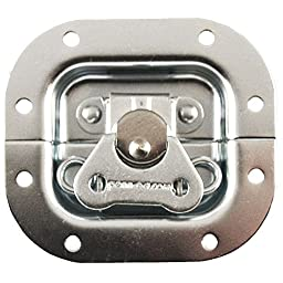 Penn-Elcom 3759 Mini Butterfly Latch in Shallow Flat Dish