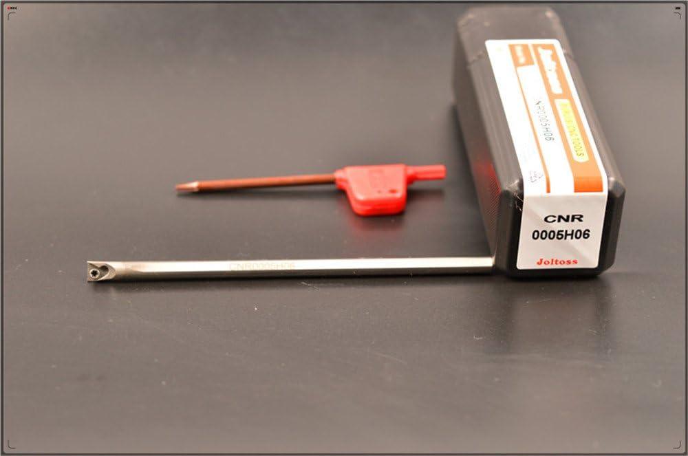 SANON Boring Tool Holders CNC Tungsten Steel Lathe Turning Tool Sleeve Accessories SHB 20/â/€/'08