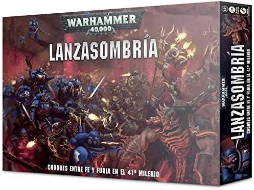Games Workshop Warhammer 40000: Lanzasombría (Castellano): Amazon.es: Juguetes y juegos