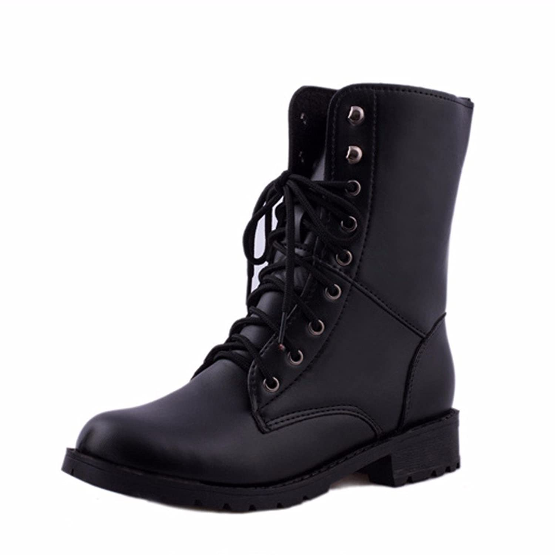 Botines para Mujer, K-youth® Moda Invierno Zapatos ...