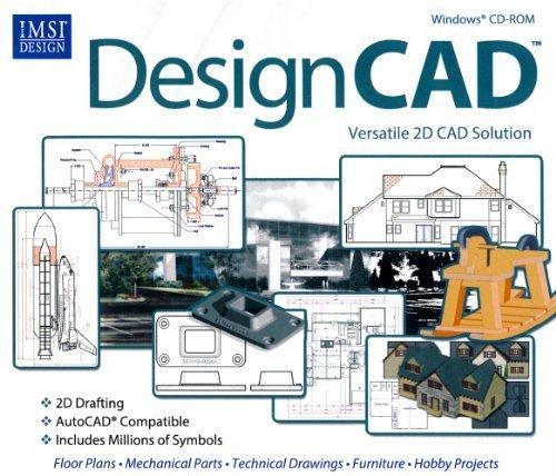 DESIGNCAD V22 (2D CAD PROGRAM)