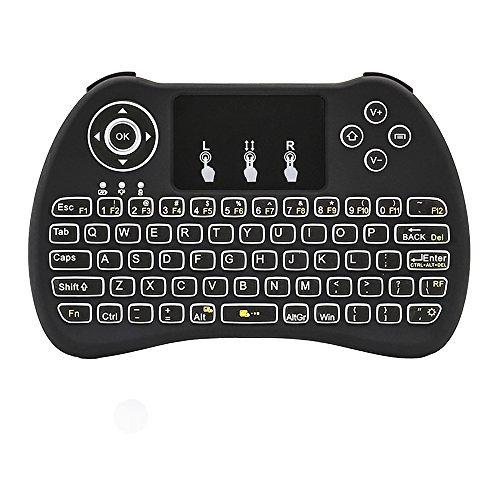 Rii 10038-FF I8 Mini 2.4Ghz Wireless Touchpad Keyboard With