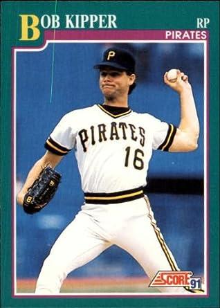 Amazoncom 1991 Score Baseball Card 646 Bob Kipper Mint