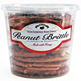 Brittle-Brittle Gourmet Peanut Brittle 42oz - Flavor of your choice