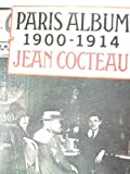 img - for Paris Album, 1900-14 book / textbook / text book
