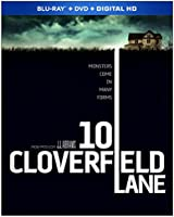 10 Cloverfield Lane [Blu-ray + DVD + Digital HD]