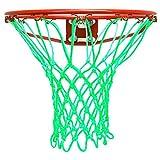 Gooday Glow In The Dark Sun Powered Sports Basketball Hoop Net Shoot Training