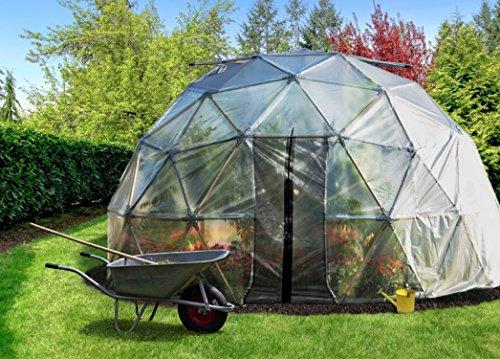 Greenhouse - 24' Geodesic