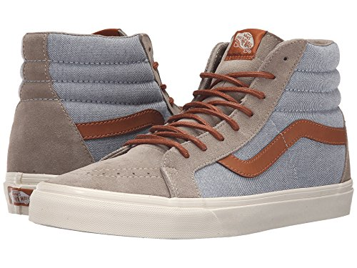 Vans Sk8-Hi Reissue DX (brushed) blue Fall Winter 2016 - 7.5