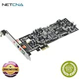 Xonar DGX Sound Card Xonar DGX Sound Card With Free 6 Feet NETCNA HDMI Cable - BY NETCNA