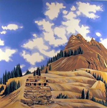 Animas Valley Colorado I ()