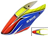 Rakon Blade 230S RKH Fiberglass Canopy-Schema 01 - 230S-CS01