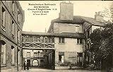 Manufacture Nationale des Gobelins, Cours d'Angivillers Paris, France Original Vintage Postcard