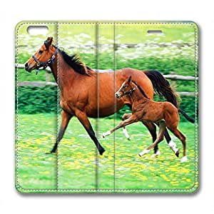 Steed Design Brand New Leather Case for Iphone 6 Happy