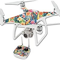 Skin For DJI Phantom 4 Quadcopter Drone – Koi Pond | MightySkins Protective, Durable, and Unique Vinyl Decal wrap cover | Easy To Apply, Remove, and Change Styles | Made in the USA