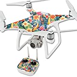 MightySkins Skin for DJI Phantom 4 Quadcopter Drone – Koi Pond | Protective, Durable, and Unique Vinyl Decal wrap Cover | Easy to Apply, Remove, and Change Styles | Made in The USA For Sale