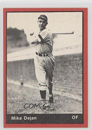 Mike Dejan (Baseball Card) 1977 TCMA 1939-40 Cincinnati Reds - [Base] #40