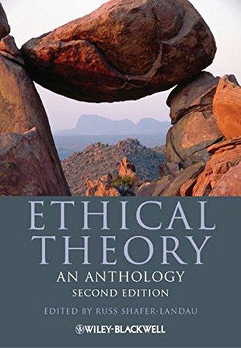 Ethical Theory:Anthology